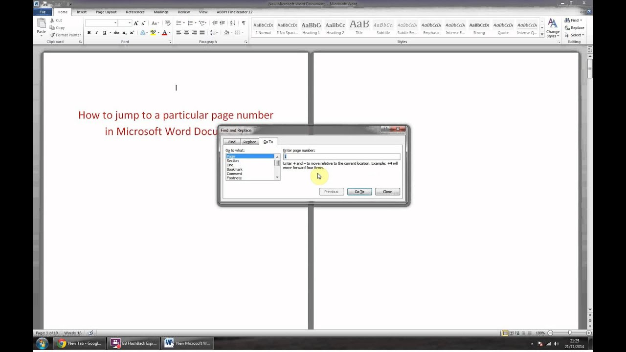 how to find out number of words in pdf document