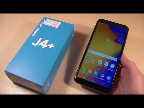 Обзор Samsung Galaxy J4+ Plus (J415F)