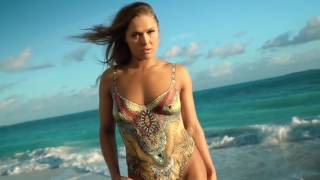 Ronda Rousey - Bodypainting (2) - Sports Illustrated Swimsuit 2016