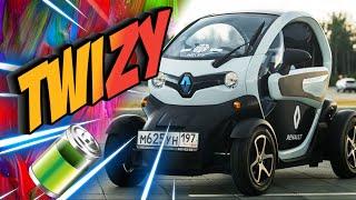 видео Электромобиль Renault E.Z 2011 года в виде двух Fluence и Kangoo Van