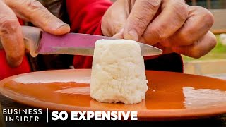 Why Donkey Cheese Is So Expensive | So Expensive