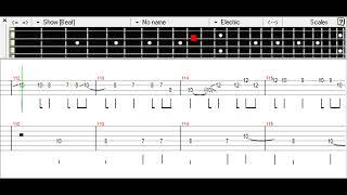 HONEY - L'Arc~en~Ciel Bass TAB thumbnail