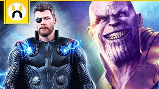 Will Thanos Destroy The Asgardian Ship & Survivors?   Avengers Infinity War