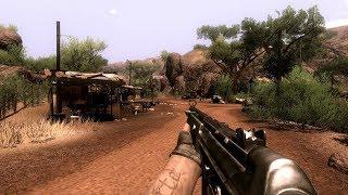 Очень Красивая Игра про Войну в Африке ! Шутер на ПК Far Cry 2