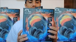 Baixar UNBOX HEADSET GAMER 3D