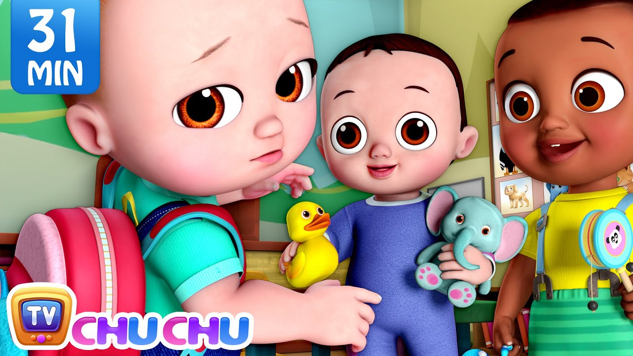 Download First Day of School Song + More ChuChu TV Baby Nursery Rhymes & Kids Songs