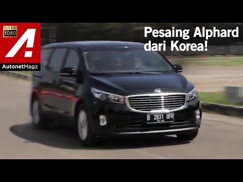 KIA Grand Sedona Test Drive by AutonetMagz