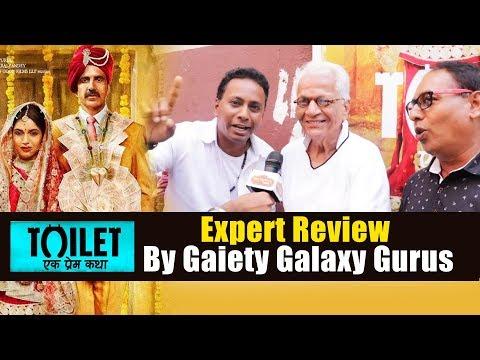 Akshay's Toilet Ek Prem Katha Public Review - Bobby Bhai, Lalu Makhija, Vijay