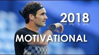 Roger Federer - Back To World No. 1 Again - Motivational 2018