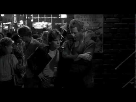 S.E Hinton in Rumble Fish 1983