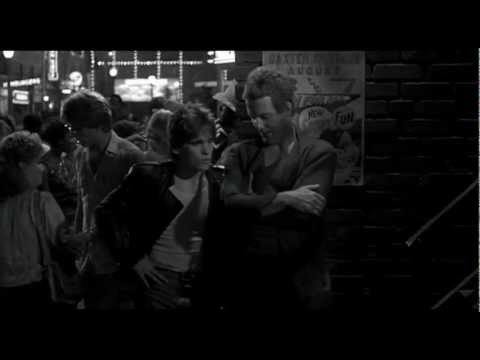 S.E Hinton In Rumble Fish 1983