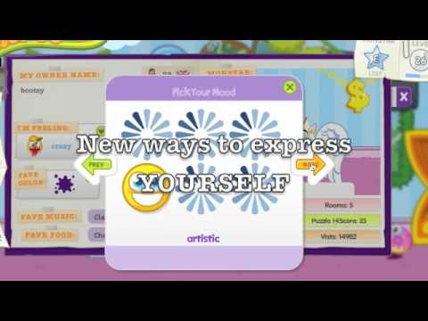 Moshi Monsters - New Profile - Free Online Virtual Pet