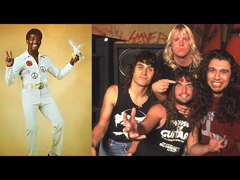 Edwin Starr and Slayer -