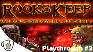 Rooks Keep Gameplay
