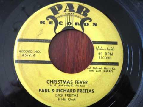 Paul & Richard Freitas ~ Christmas Fever