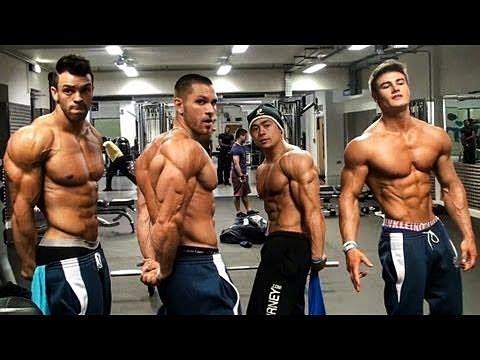 Aesthetic Natural Bodybuilding Motivation with Jeff Seid, Alon Gabbay, Matt Ogus, Chris Lavado