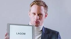 Alexander Skarsgård Teaches You Swedish Slang | Vanity Fair