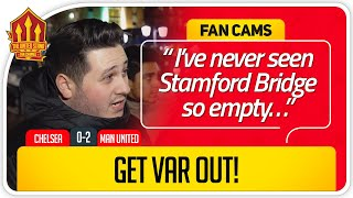 BATSHUAYI IS USELESS! LOUIS OPPO CAM!  Chelsea vs Manchester United Fan Cam
