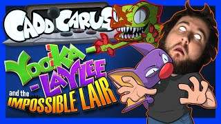 Yooka Laylee and the Impossible Lair - Caddicarus