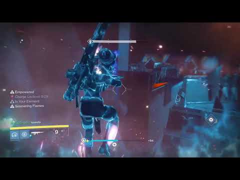 Repeat Solo Normal Siege Engine on a Hunter by Aksis Bake - You2Repeat