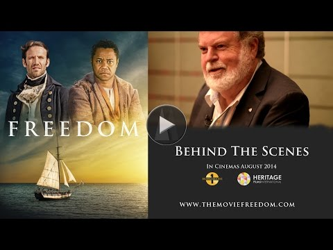Freedom - Cinematographer Dean Cundey on Slavery