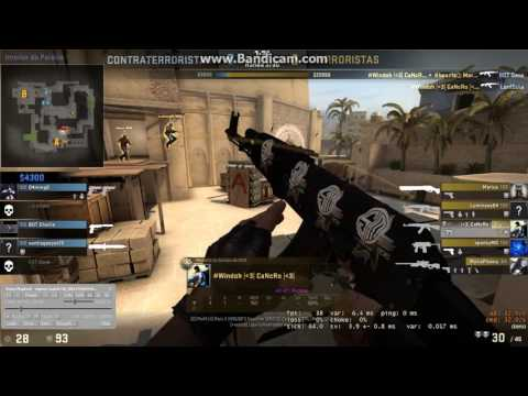 CS:GO ACE COMPETITIVO