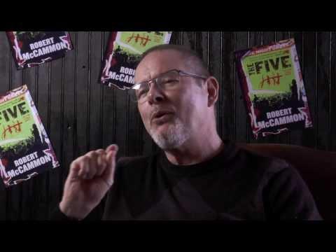 Robert McCammon - The Five - The Full Interview
