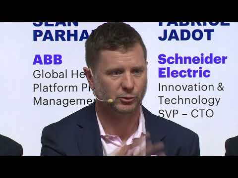 Hannover Messe 2018 | Accenture: How to Embrace and Adopt Platforms—Now
