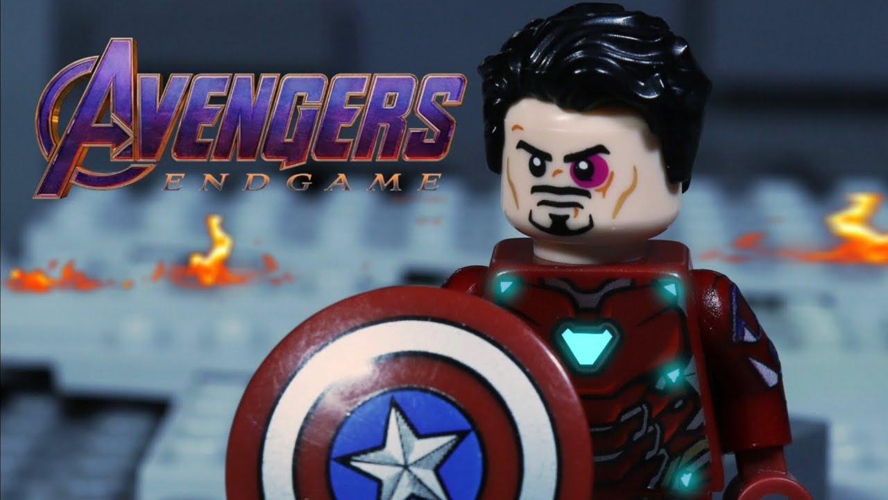 Lego Avengers Endgame: Final Battle Beginning - YouTube