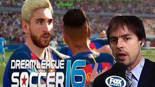 Dream League Soccer 3.07 Narrador en español + Regalo