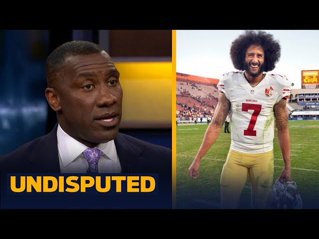 Mike Vick says Colin Kaepernick needs to cut his hair - Shannon and Rob Parker respond   UNDISPUTED