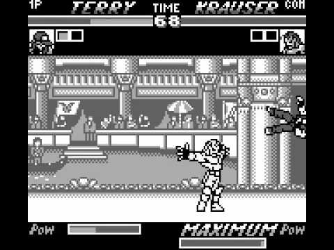 Game Boy Longplay [096] Nettou King of Fighters '96