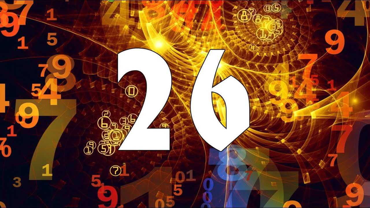birthday number 26 in numerology