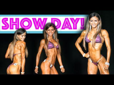 Vegan Bikini Prep Series Finale Ep#8 | NFF SHOW DAY
