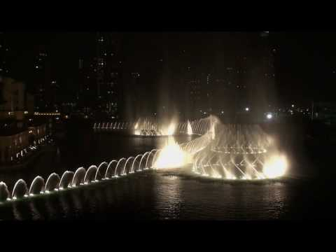 Dubai Fountain -