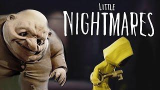 ФИНАЛ ИГРЫ И БИТВА С БОССОМ - Little Nightmares 4