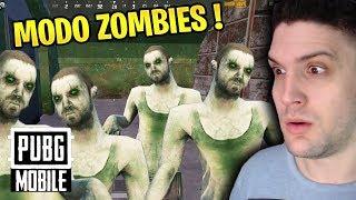 Falta Poco Para El Modo Zombies En Pubg Mobile *increible*