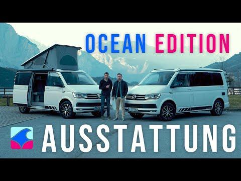 VW California Ocean Edition: Die Wichtigsten Features Erklärt! Dachzelt, Küche, Standheizung & Mehr!