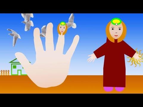 Arabian Finger Family Kids Songs I Arab Finger Family | Popular Nursery Rhymes thumbnail