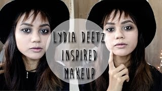 Lydia Deetz/Beetle Juice Inspired Makeup Thumbnail