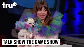 Talk Show the Game Show - Lightning Round: Natasha Leggero vs. Wilson Cruz | truTV
