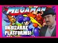 Megaman Games On Bizarre Platforms! - Top Hat Gaming Man