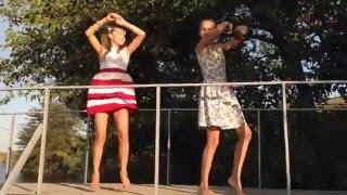 Клип: Даша и Женя т-ра-ля-ля