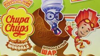 Фиксики: Новинка от Фиксиков - шоколадные шары. Собрала всю коллекцию! Герои из мультфильма Фиксики