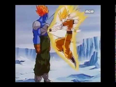 AMV  DRAGON BALL Z, CYBORGS  fight to survive