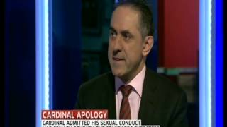Catholic Voices: Jack Valero on Sky News on Cardinal O