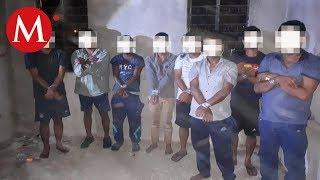 Delincuentes secuestran a migrantes de Bangladesh; los rescatan en Nuevo Laredo
