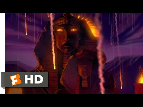 The Prince of Egypt - The 10 Plagues   Fandango Family