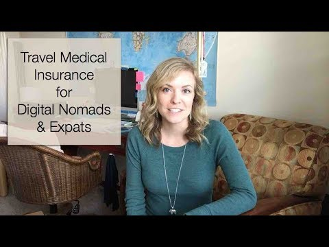 Travel Medical Insurance for Digital Nomads and Expats