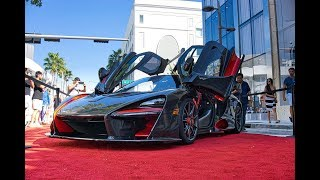 Walking around World's FASTEST BEST & CRAZIEST Supercars - Hypercars - Miami Concours